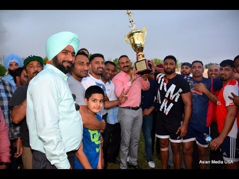 Punjab Sports Club of Milwaukee, Midwest First International Kabaddi Cup