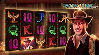 Play Book of Ra™ deluxe on GameTwist!