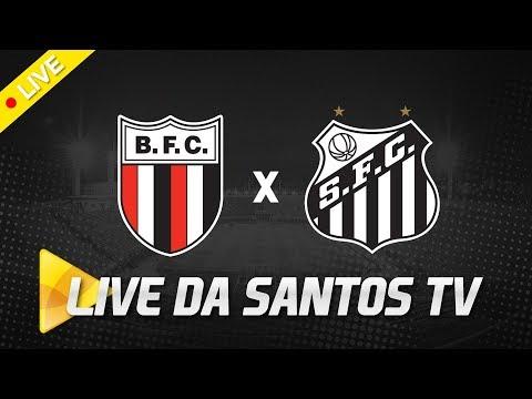 LIVE: BOTAFOGO-SP 4 X 0 SANTOS | PAULISTÃO (20/03/19)