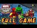Marvel Super Hero Squad: Comic Combat Walkthrough FULL GAME Longplay (PS3, X360, Wii) Whatsapp Status Video Download Free