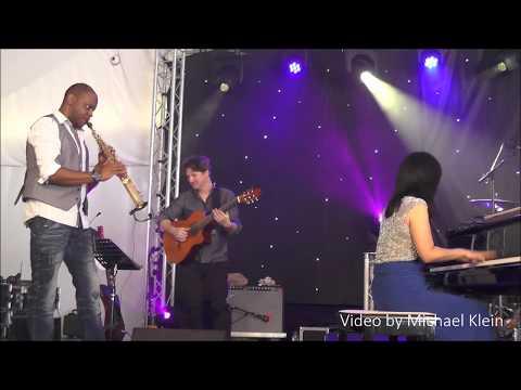 Havana Nights  Keiko Matsui at 2 Algarve Smooth Jazz Festival 2017