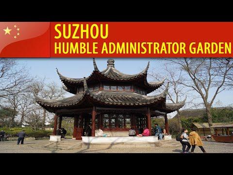 China - Suzhou - Humble Administrator Garden