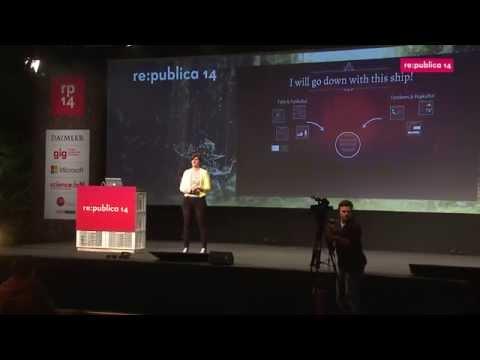 re:publica 2014 - Yasmina Banaszczuk: I will go down wi... on YouTube