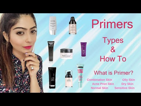 How To Choose Makeup Primer | How to Apply Primer Like a Pro | Rinkal Soni