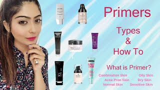 How To Choose Makeup Primer   How to Apply Primer Like a Pro   Rinkal Soni