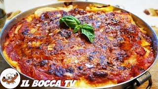 592 - Pasta e patate 'ara tijeddra..buona calda e anche fredda!(primo cosentino facile vegetariano)