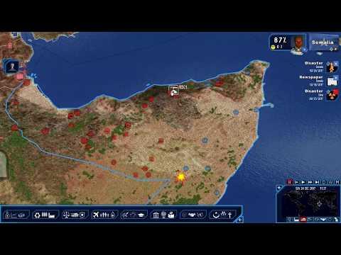 Geopolitical Simulator 4: Somalia Challenge Ep. 14 - Famine and Market Collaspe