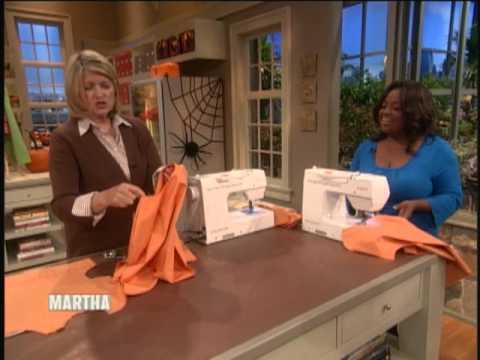 Pillowcase Kids Costumes Sherri Shepherd Martha
