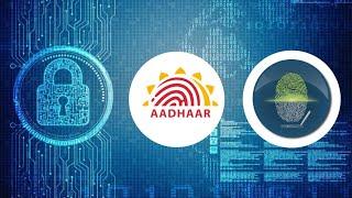 How to lock and unlock Aadhaar biometrics   Malayalam