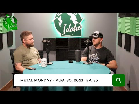 Metal Monday Episode #35 With Nick and Brett, August 30, 2021