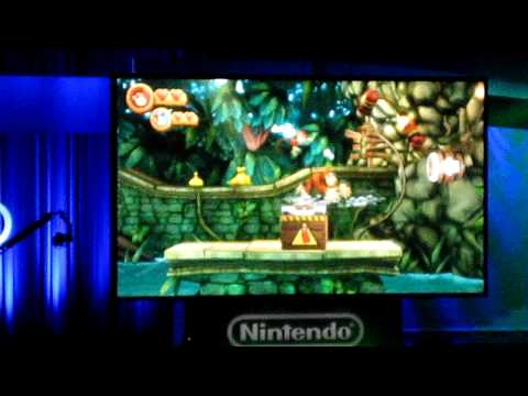 E3 2010: Donkey Kong Country Returns
