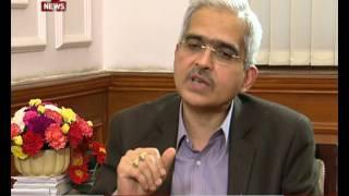Interview with Economic Affair Secretary Shaktikanta Das