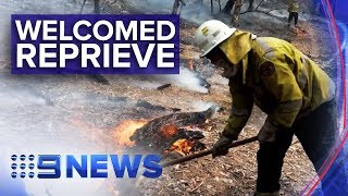 NSW Bushfires: Conditions finally ease after months | Nine News Australia
