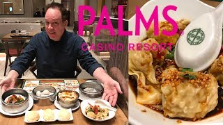 I Ate Michelin Star DIM SUM at Palms Las Vegas
