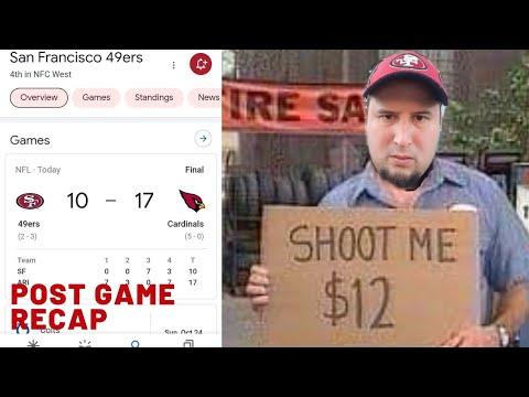 49ers vs. Cardinals - Game Recap - October 10, 2021 - ESPN