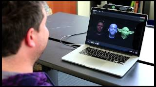 Realtime Facial Animation With On-the-fly Correctives (SIGGRAPH 2013)