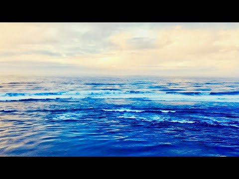 Soothing Relaxation Music & Ocean Vibes - Wonderful World - Positive Energy Music with Ocean Sounds