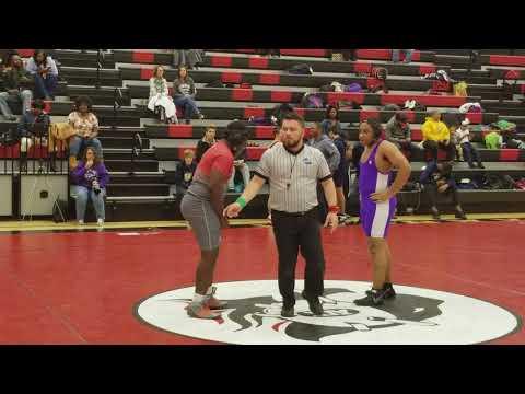 DJ, wrestling  VS New Manchester High School