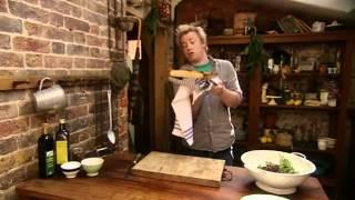 Джейми Оливер о том как готовить и выращивать спаржу