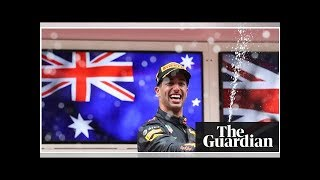 Daniel Ricciardo kept cool in the car being defeated to win the Monaco Grand Prix   NEWS US TODAY