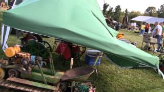 DEVASTATING TENT COLLAPSE