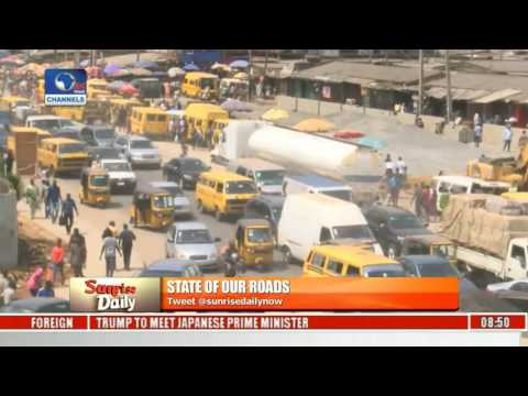 Sunrise Daily: Examining The State Of Our Roads With Babajide Ogunsanwo Pt.  2