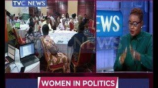 Social affairs analyst speaks on women participation in politics