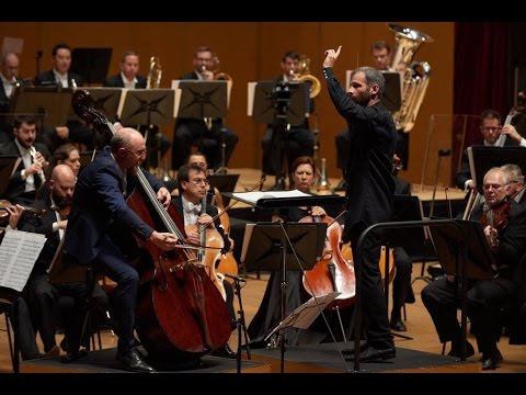 Tubin: Concierto para contrabajo - Zecharies - Slobodeniouk - Sinfónica de Galicia