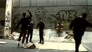 "AFROPUNK TV Premiere: ""Halsey Street Kids"" - Shadow The Great (Feat.Oso Dope)"