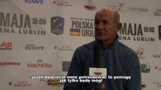 Blikkies Groenewald o swoim dorobku i Polskim rugby
