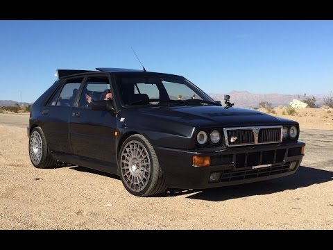 Lancia Delta HF Integrale Evo I - One Take