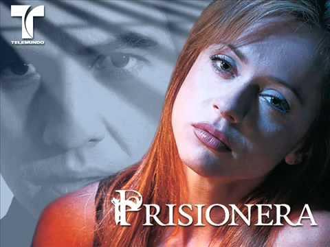 Canción de la novela prisionera - YouTube