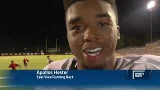 TWC News Austin: High School Blitz Interview with Apollos Hester thumbnail