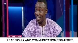 Newspaper Review with Dotun Ojon and Dayo Kayode