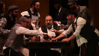 Fiddler on the Roof in Yiddish: Highlights
