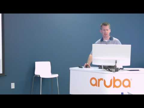 Improving the Aruba Mobile Experience with Skyfii