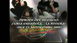 hroes del silencio decadencia madrid 1995