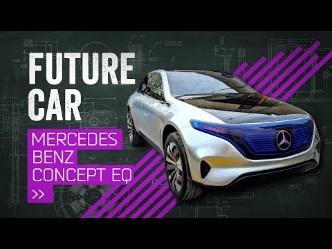 The Car Of Tomorrow? My Ride In The Mercedes Concept EQ