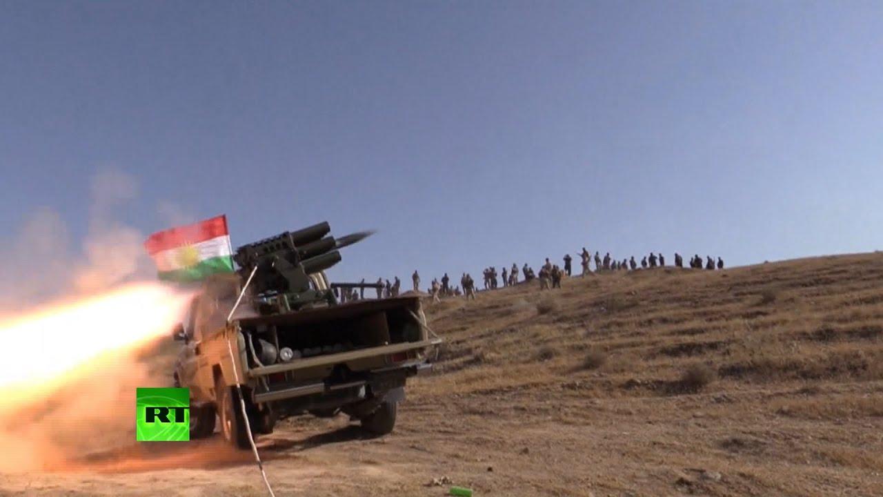 США вооружат курдских повстанцев в Ираке