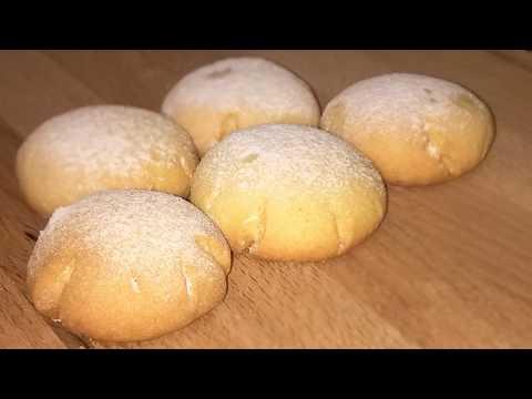 ШАКЕР ЧУРЕК. Песочное тесто для печенья.
