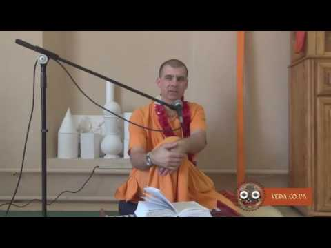 Бхагавад Гита 10.9 - Бхакти Расаяна Сагара Свами