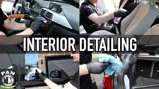 auto detailing steam cleaning