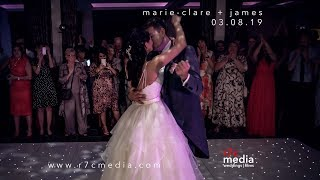 marie-clare + james - lynnhurst hotel - highlights