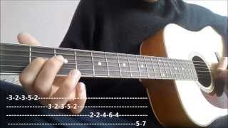Duman - Helal Olsun Gitarla Nasıl Çalınır?