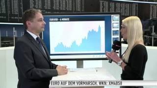 Parität EUR/USD ,von wegen - Deutsche Bank-Analysten heben das Kusrziel auf 1,16 USD