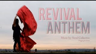 Rend Collective  Revival Anthem  Worship flags Dance ft Claire CALLED TO FLAG