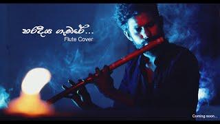කරදිය ගැඹරේ | Kara Diya Gambare | Flute Cover By Praneeth Madushanka