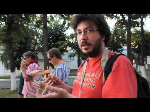 Артемий Лебедев говорит про мат в русском языке