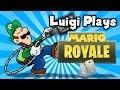 Luigi Plays: MARIO ROYALEEE