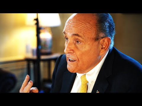 Giuliani Previews UNRELEASED Info From Hunter's Hard Drive — Could Sink Biden Before Election